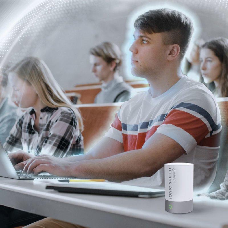 PERENIO IONIC SHIELD™ PEWOW01 Ion Diffuser with CoV Capsule